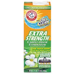 Arm & Hammer® Deodorizing Carpet Cleaning Powder, Fresh, 30 oz