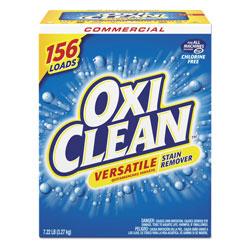 OxiClean® Versatile Stain Remover, Regular Scent, 7.22 lb Box, 4/Carton