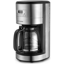 CoffeePro Drip Coffee Maker, 10-1/2 Cup, Stainless Steel