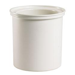 Cambro Coldfest Crock 1.8 Quart White