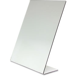 Chenille Kraft Self Portrait Mirror, 2mm Thick, 8-1/2 in x 11 in, Single Sided, CL
