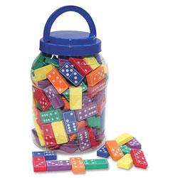 Chenille Kraft Wonderfoam Dominos, 168 Pieces