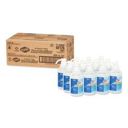 Clorox Hand Sanitizer, 16.9 oz Spray, 12/Carton