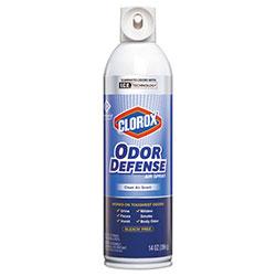 Clorox Commercial Solutions Odor Defense, Clean Air Scent, 14 oz Aerosol
