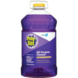 Pine Sol All Purpose Cleaner, Lavender Clean, 144 oz Bottle, 3/Carton