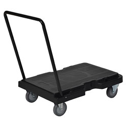 Continental Compact Platform Truck, 250 lb. Capacity, 31 in x 24 in