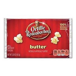 ConAgra Gourmet Microwave Popcorn, Butter, 3.29 oz Bag, 36/Carton