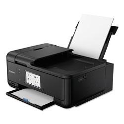 Canon PIXMA TR8520 Wireless All-In-One Inkjet Printer, Copy/Fax/Print/Scan