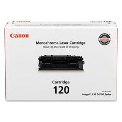 Canon 2617B001 (120) Toner, 5000 Page-Yield, Black