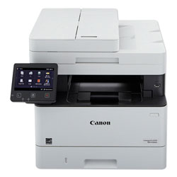 Canon imageCLASS MF448dw Black and White Compact Multifunction Printer, Copy/Fax/Print/Scan