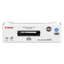 Canon 6271B001 (CRG-131) Toner, 1500 Page-Yield, Cyan