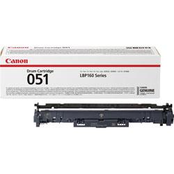 Canon 2170C001 (051) Drum Unit, 23000 Page-Yield, Black