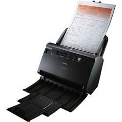 Canon Scanner, Sheet Fed, 600dpi, 30ppm, 60ipm, Black
