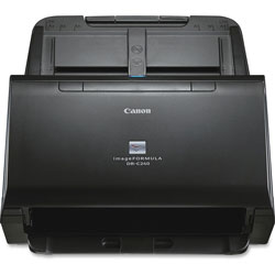 Canon Image Scanner, 30PPM, 112/5 inX9-9/10 inX9 in, Black