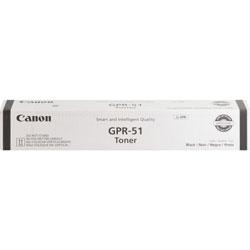 Canon Toner Cartridge for iR Adv C250, GPR51, 19,000 Page Yield, Black