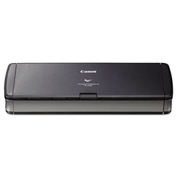 Canon imageFORMULA P-215II Personal Document Scanner, 600 dpi Optical Resolution, 20-Sheet Duplex Auto Document Feeder