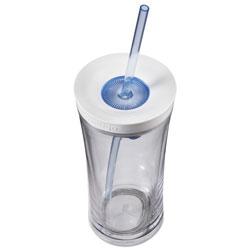 Contigo Shake & Go AUTOCLOSE Mixer Travel Bottle, 20 oz, Clean, Plastic