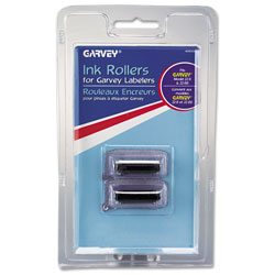 Consolidated Stamp 090660 Compatible Ink Roller, Black