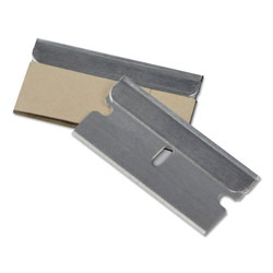 Consolidated Stamp Jiffi-Cutter Utility Knife Blades, 100/Box