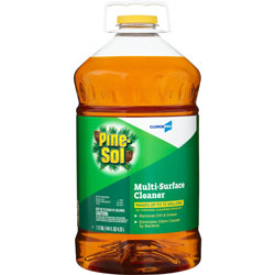 Pine Sol Multi-Surface Cleaner Disinfectant, Pine, 144oz Bottle