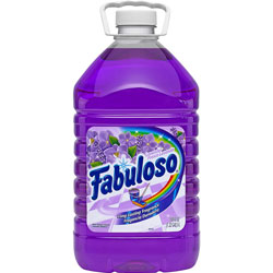 Fabuloso® All-Purpose Cleaner, Concentrate, 1.69 Gal, 1BT, Lavender