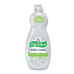 Colgate Palmolive Ultra Pure + Clear, 32.5 oz Bottle, 9/Carton