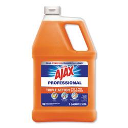 Ajax Dish Detergent, Citrus Scent, 1 gal Bottle, 4/Carton