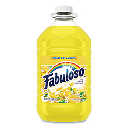 Fabuloso® Multi-use Cleaner, Lemon Scent, 169 oz Bottle