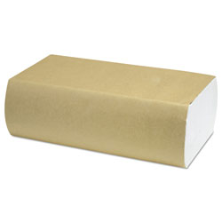 Cascades Select Folded Paper Towels, Multifold, White, 9 1/8x9.5, 250/Pack, 16/Carton