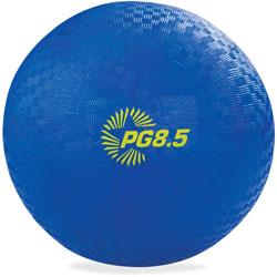 CH Playground Ball, 8 1/2 in Diameter, Blue