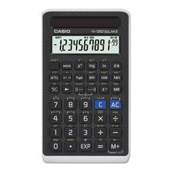 Casio FX-260 Solar All-Purpose Scientific Calculator, 12-Digit LCD