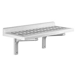 Cambro Camshelving® Wall Shelf Kit 14X36V Speckled Gray