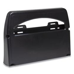Coastwide Professional™ Toilet Seat Cover Dispenser, 16.4 x 3.05 x 11.91, Black