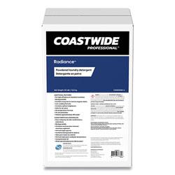 Coastwide Professional™ Radiance Powdered Laundry Detergent, Citrus Violet Scent, 50 lb Box