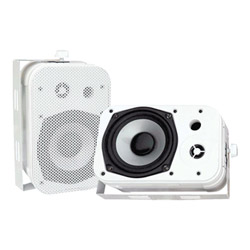 Pyle Audio PRO PDWR40W - Left / Right Channel Speakers