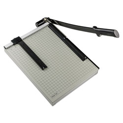 Dahle Vantage Guillotine Paper Trimmer/Cutter, 15 Sheets, 15 in Cut Length