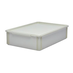 Cambro Pizza Dough Box 18 in X 26 in X 6 in White