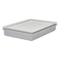 Cambro Pizza Dough Box Cover 18 in X 26 in White