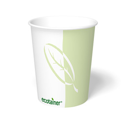 ecotainer Paper Food Container, 32 oz.