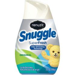 Renuzit® Adjustables Air Freshener, Super Odor Killerz, Original Scent, Solid, 7oz, 12/CT