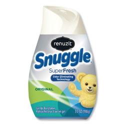 Renuzit® Adjustables Air Freshener, Snuggle SuperFresh Scent, 7 oz Solid, 12/Carton