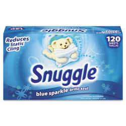 Snuggle Fabric Softener Sheets, Fresh Scent, 120 Sheets/Box