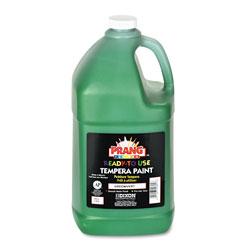 Prang Ready-to-Use Tempera Paint, Green, 1 gal