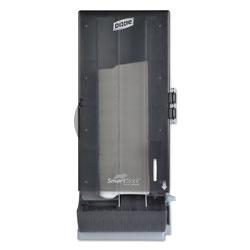 Dixie SmartStock Utensil Dispenser, Spoon, 10 in x 8.78 in x 24.75 in, Smoke