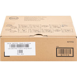 Dell Toner Waste Container, f/ C2660, 30,000 Page Yield, Black
