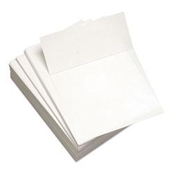 Domtar Custom Cut-Sheet Copy Paper, 92 Bright, 24lb, 8.5 x 11, White, 500/Ream