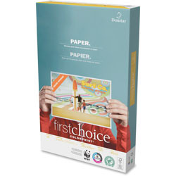Domtar First Choice Copy Paper, 11 x 17 (Ledger), 98 Bright, 28 lb