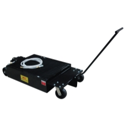 John Dow Industries 25 Gallon Low Profile Oil Drain with Electric Pump