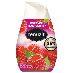 Renuzit® Adjustables Air Freshener, Forever Raspberry, Solid, 7 oz Cone
