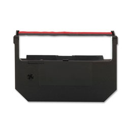 Data Products R1467 Compatible Ribbon, Black/Red